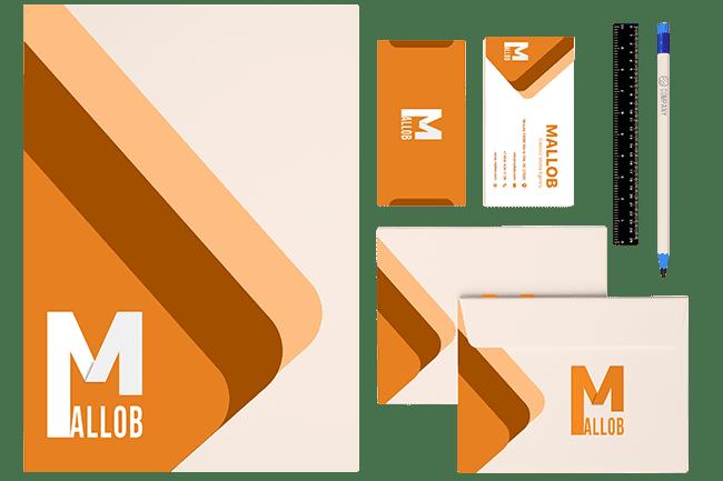 Corporate Branding-mallob